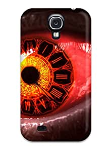 Hot Style HorFlCe2434EqSNy Protective Case Cover For Galaxys4(dark Artistic)