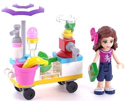 Lego Friends Smoothie Stand Instructions