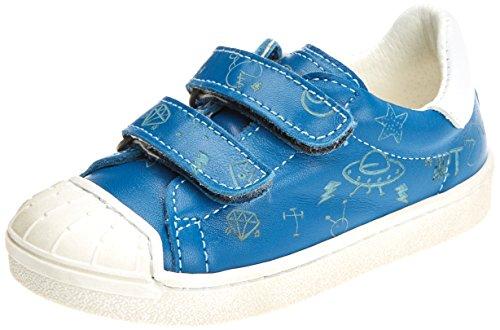 Art 4 Kids Star Sidney, Zapatillas Sin Cordones Para Niños Azul (Reef)