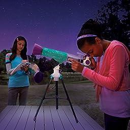 Educational Insights Nancy B\'s Science Club MoonScope & Sky Gazers Activity Journal