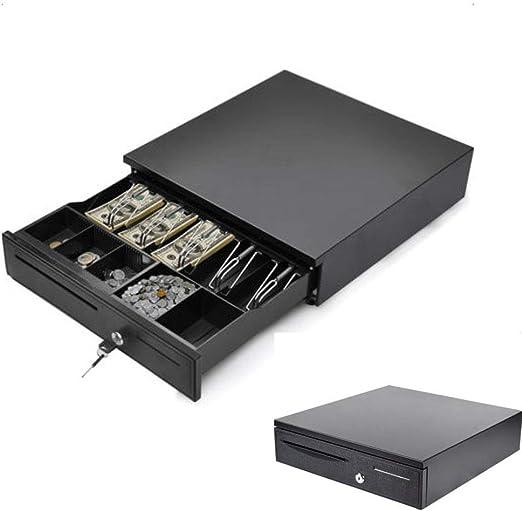 NANI caja registradora para 5 billetes, 5 monedas, compatible con ...