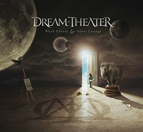 Black Clouds & Silver Linings (Special Edition)(3CD) (Dream Theater Black Clouds And Silver Linings)