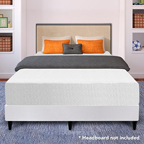 Crown Comfort 12-inch Premium Memory Foam Mattress and Bi...