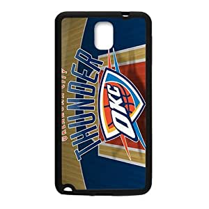 Oklahoma City Thunder Logo Phone Case for Samsung Galaxy Note3