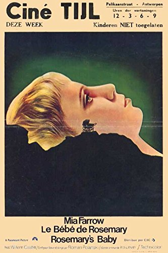 Rosemary's Baby (Foreign-) POSTER (11