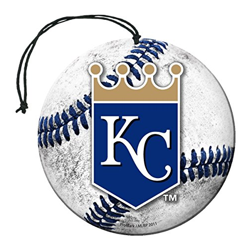 Team ProMark MLB Kansas City Royals Air Freshener (3 Pack), 3