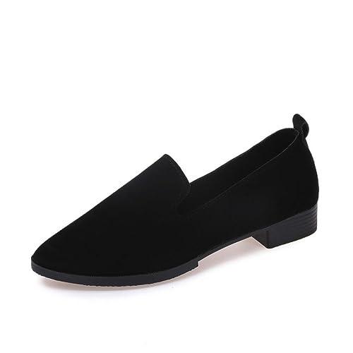 : Flat Shoes, AgrinTol Women Ladies Slip On Flat