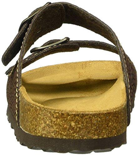 Uomo Braun Lico Natural Braun Pantofole Elefo Marrone YYP6wt4