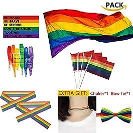 Grand  Drapeau  Rainbow Pride LGBTQI+