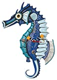 Allen Designs Salty Seahorse Pendulum Clock Review