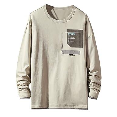 beautyjourneylove T Shirt a Maniche Lunghe a Maniche Lunghe