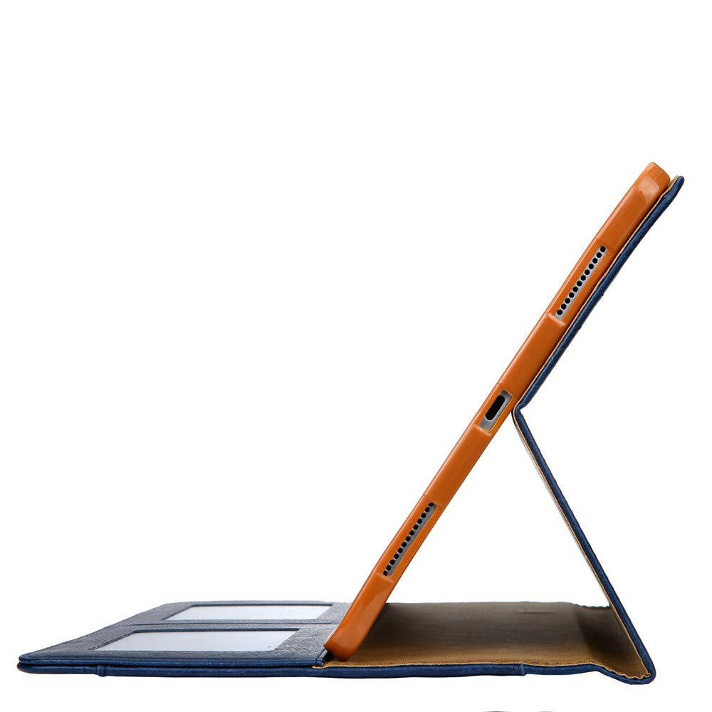 elecfan IPAD Case iPad Pro 11 Bleu