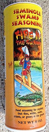 Seminole Swamp Seasoning - Fire in the Swamp (3-pack)