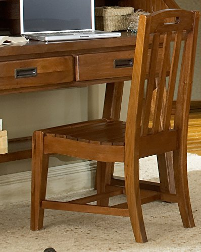 (American Woodcrafters Heartland Chair in Spice 1800-774)