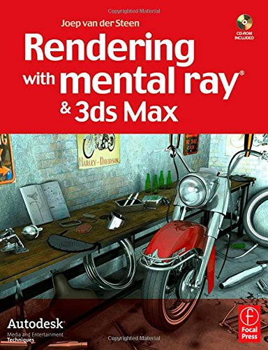 3ds Max Arch. Mesa College Bundle: Rendering with mental ray & 3ds Max (Portuguese Edition)