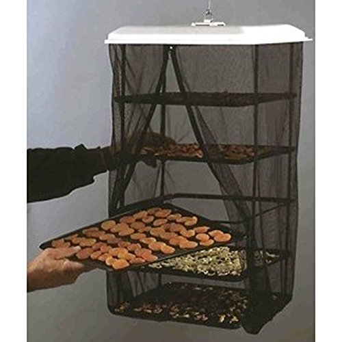 Living-Whole-Foods-Electric-Plastic-Hanging-Food-Dehydrator
