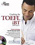 Cracking the TOEFL IBT, Douglas Pierce and Sean Kinsell, 0375766227