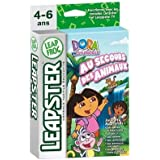 LeapFrog - LEAPSTER - Jeu : Dora - Au secours des animaux (Nickelodeon)