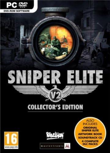 Sniper Elite V2 - Edición Coleccionista: Amazon.es: Videojuegos