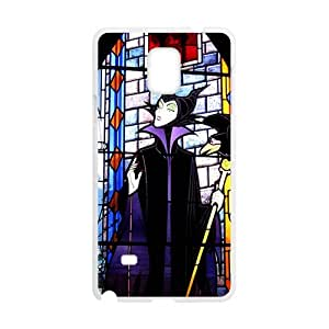 The Witch Design Fashion Comstom Plastic case cover For Samsung Galaxy Note4