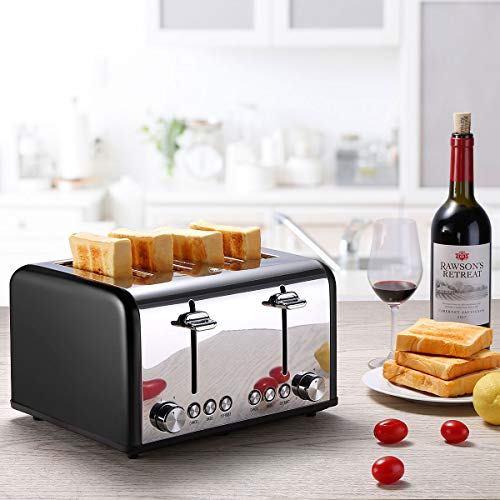 Buy 4 slice toasters best buy