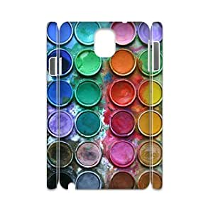 Samsung galaxy Note 3 N9000 3D Custom Phone Back Case with Colour Image