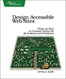 Design Accessible Web Sites, Jeremy J. Sydik, 1934356026