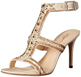 Imagine Vince Camuto Women's Im-Price Dress Sandal, Light Sand, 6 M US
