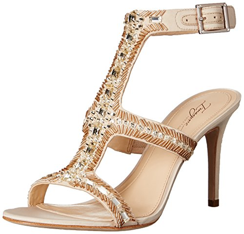 Imagine Vince Camuto Women's Im-Price Dress Sandal, Light Sand, 6 M US by Imagine Vince Camuto