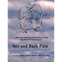 Advice back back comfortable lost pain pain restoring sex sex