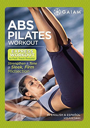 Pilates Abs Workout Ana Caban