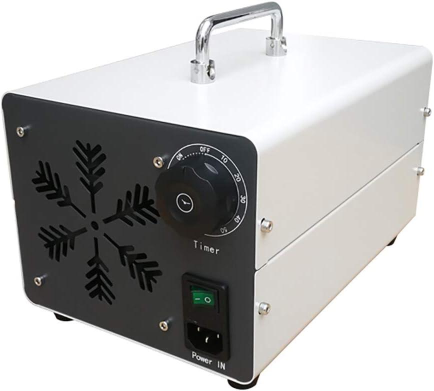 Un dispositivo professionale, tra i più potenti in commercio capace di generare 30g l'ora e trattare oltre 400 metri quadrati.