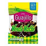Verde Valle, Chile Guajillo, 75 gramos