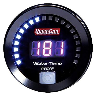 Quickcar Racing Products 67-006 Digital Water Temperature Gauge: Automotive