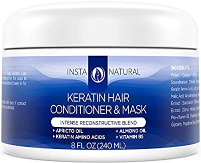 InstaNatural Keratin Complex Hair Mask
