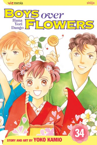 Boys Over Flowers, Vol. 34 -