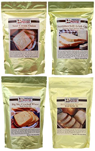 Blue Onion Bread - The Prepared Pantry Blue Ribbon Collection of Bread Mixes, 75.9 Ounce