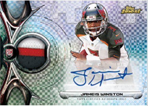 2015 Topps Finest Football Cards - Master Box