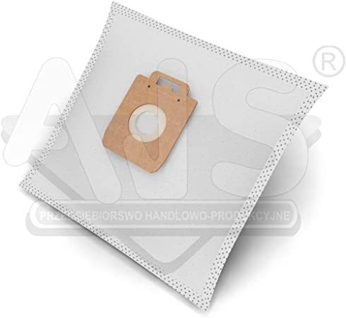 Bolsas de polvo Aspirador MICRO-BAG adatto a NILFISK Extreme, NILFISK GM, NILFISK King, NILFISK Power etc., TEAM ST 16 - SET - 4 Pieces + microfiltro - Accesorios para los aspiradores: Amazon.es: Hogar
