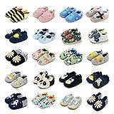 BENHERO Infant Baby Boys Girls Shoes Soft Sole