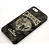 Crooks and Castles Hardshell case for iPhone 3G 3GS, iPhone 4 4G 4S, iPhone 5 5S, iPhone 5C, iPhone 6 , iPhone 6 plus , iPhone 6S (iPhone 5 5S)