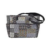 VHC Brands 20889 Allie Quilted Cotton Gabby Handbag
