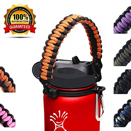 Bottle Carabiner Paracord Attaches Bottles product image