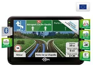 MAPPY GPS ulti X550 TRUCK Europa