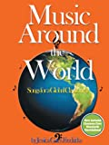 Music Around the World, Jessica Gates Fredricks, 089334379X