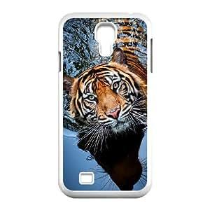 Tiger ZLB577288 Unique Design Phone Case for SamSung Galaxy S4 I9500, SamSung Galaxy S4 I9500 Case