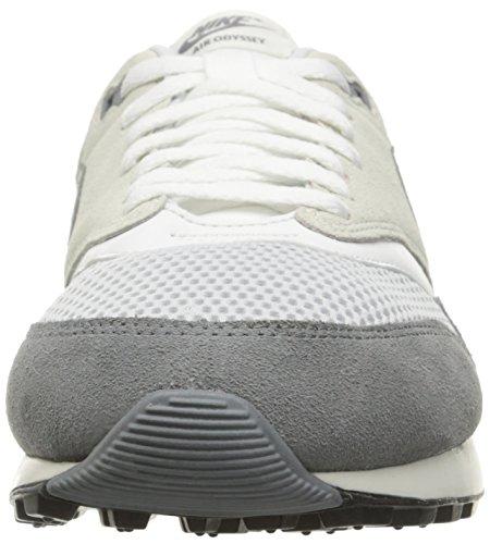 Deporte Pltnm Pr wht Plateado para de Cl Wht Plateado Nike Zapatillas Air Odyssey Gry Hombre smmt xzgAZqv