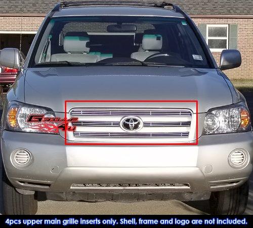 2004 toyota highlander grille - 5