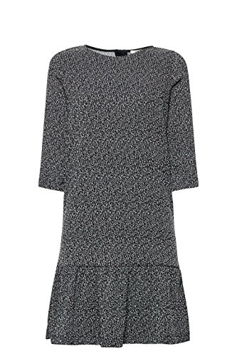 Kleid Black ESPRIT Damen 001 Schwarz XZxwCwz