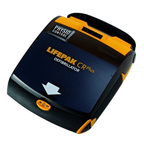 AED 自動体外式除細動器 ライフパック CR Plus【メーカー保証長期8年】   B01N9V6YQ3